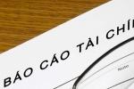 Báo cáo tài chính quý 4 và giải trình BCTC quý 4 năm 2020