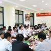 Công ty cổ phần cấp nước Thanh Hóa tổ chức hội nghị giao ban tháng 12/2016