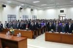 Công ty cổ phần cấp nước Thanh Hóa tổ chức hội nghị người lao động