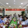 Công ty cổ phần cấp nước Thanh Hóa tổ chức hội nghị giao ban tháng 1/2017