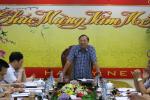 Công ty cổ phần cấp nước Thanh Hóa đã tổ chức Hội nghị giao ban tháng 04/2017