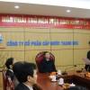 Lãnh đạo Tỉnh Thanh Hóa thăm và chúc tết Công ty CP cấp nước Thanh Hóa