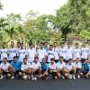 Giao lưu bóng chuyền kỷ niệm 87 năm ngày thành lập Công ty