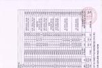 Bảng tổng hợp kết quả xét nghiệm nước thành phẩm tuần 4 tháng 7 năm 2020
