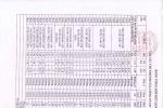 Bảng tổng hợp kết quả xét nghiệm nước thành phẩm tuần 3 tháng 12 năm 2020